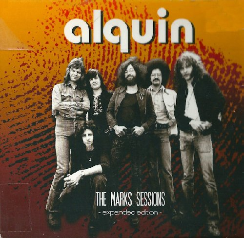 ALQUIN - The Marks Sessions - 2 CD Pseudonym Psychedelic