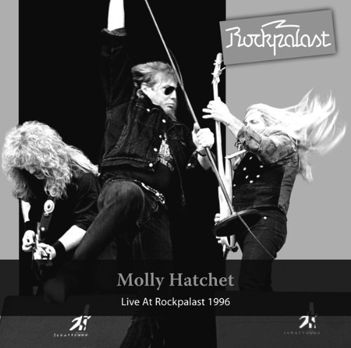 Molly Hatchet - Live At Rockpalast 1996 - CD MadeInGermany