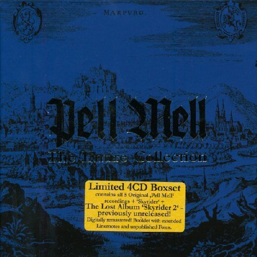 PELL MELL - The Entire Collection (7 original albums) - CD Box MadeInGermany Progressiv Krautrock