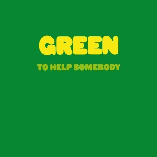 Green - To Help Somebody - CD 1971 Aurora Psychedelic Rock
