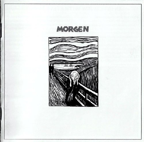 MORGEN - Morgen - CD 1969  8 Bonustracks Sunbeam Psychedelic