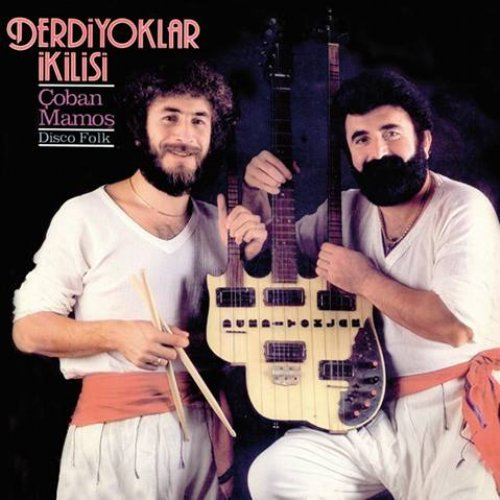 DERDIYOKLAR IKILISI - Coban mamos - CD PHARAWAY SOUNDS Folk Electro-Folk