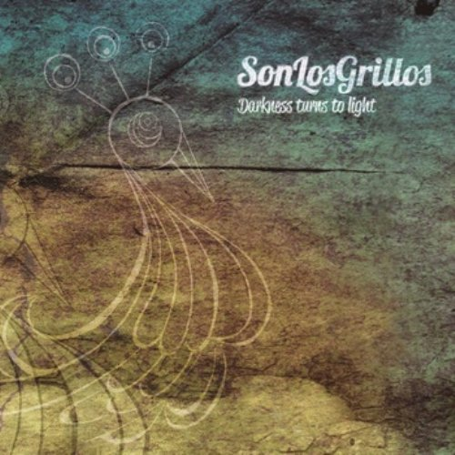 SON LOS GRILLOS - Darkness turns to light - LP MONTEREY Psychedelic Acid Folk