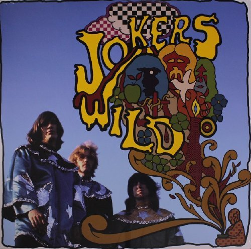 JOKERS WILD - Liquid Giraffe - LP 1967 - 69 Shadoks Psychedelic