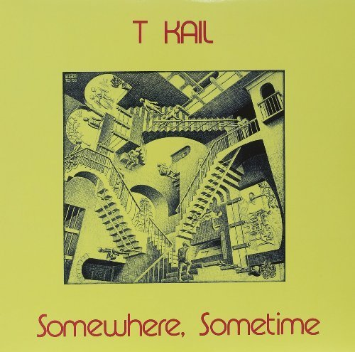 T KAIL - Somewhere sometime - LP 198 Out-Sider Psychedelic