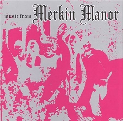 MERKIN - Music from Merkin Manor - LP 1973 Out-Sider Psychedelic
