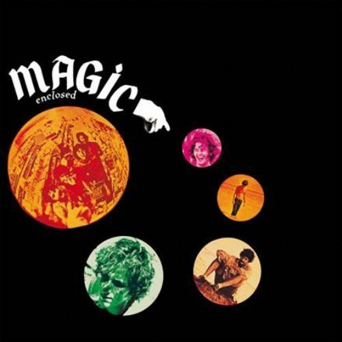 MAGIC - Enclosed - LP 1969 Out-Sider Psychedelic