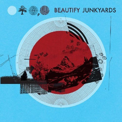 BEAUTIFY JUNKYARDS - Beautify Junkyards - CD 2012 Self release Psychedelic