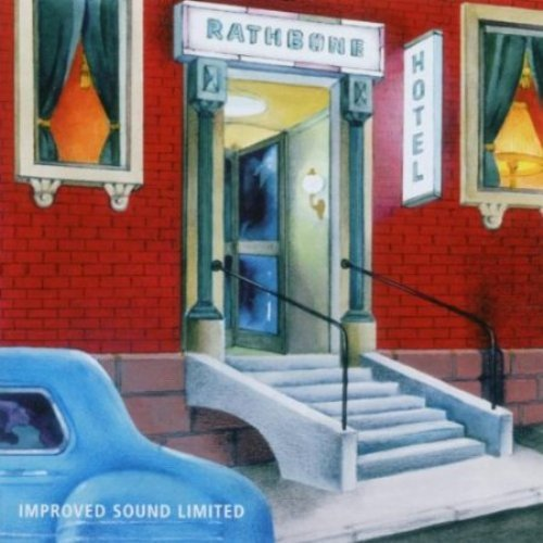 IMPROVED SOUND LIMITED - Rathbone Hotel - CD 1976 Longhair Krautrock Countryrock