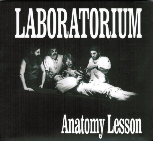 LABORATORIUM - Anatomy lesson - CD 1986 Progressiv