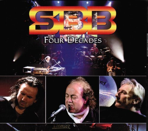 SBB - Four decades - 2 CD 27 Metal Mind Productions Rock