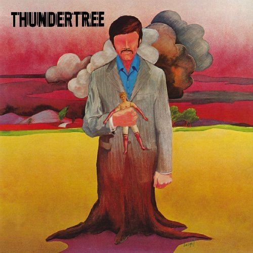 THUNDERTREE - Thundertree - LP 197 Guerssen Psychedelic
