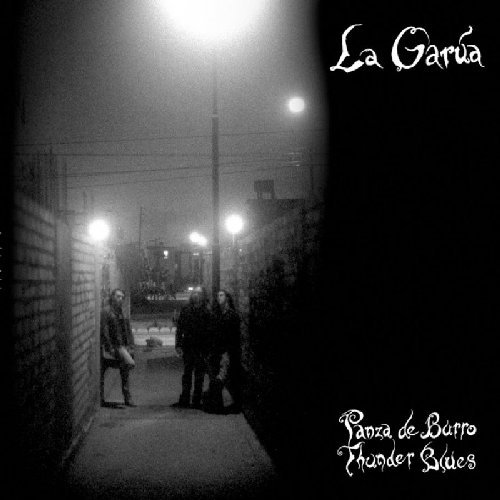 LA GARUA - Panza de Burro Thunder Blues - LP (black) World In Sound Psychedelic