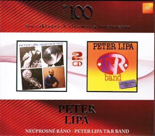 LIPA, PETER - Neuprosne rano & Peter Lipa T & R Band - 2 CD Opus Jazz