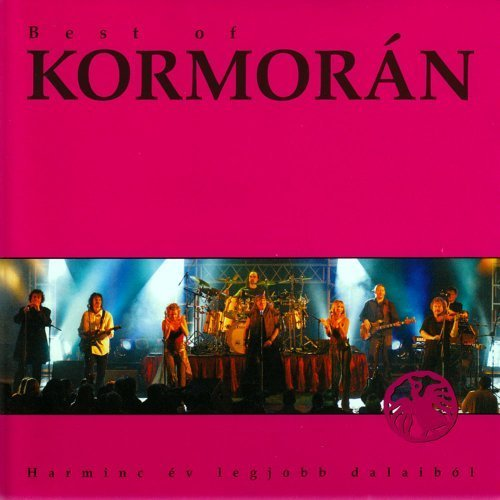 KORMORAN - Best of - CD 1976 - 2006 Hungaroton Folkrock
