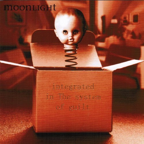 MOONLIGHT - Integrated In The System Of Guilt - CD MMP CD 0447 Metal Mind Produc Progressiv