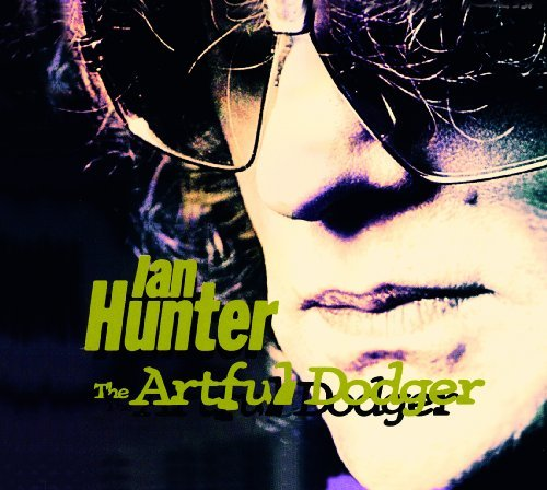 IAN HUNTER - Artful Dodger - CD 1995 MadeInGermany Rock