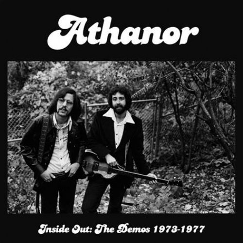 ATHANOR - Inside Out The Demos 1973 - 1977  - CD Guerssen Psychedelic