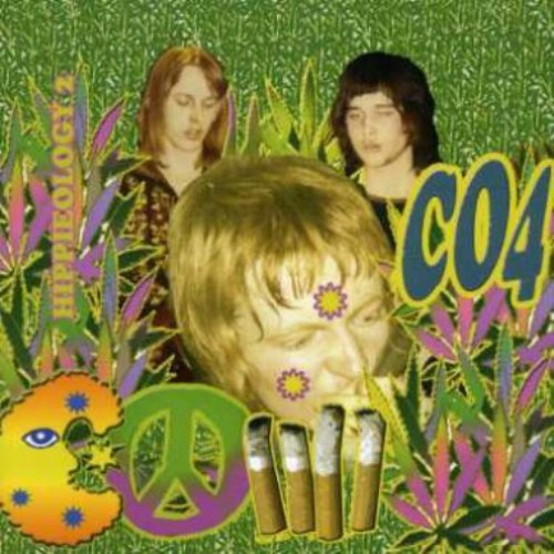CO4 - Hippieology 2 - CD + 5 Bonustracks Karma Psychedelic