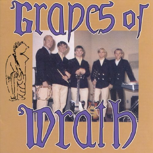 GRAPES OF WRATH - Grapes Of Wrath - CD 1967 - 71 Psychedelic Gear Fab