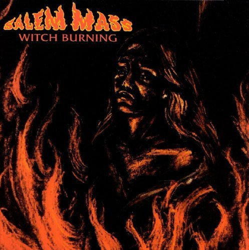 SALEM MASS - Witch Burning - CD 1971 Psych Prog Gear Fab Psychedelic Progressiv
