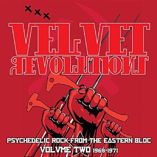 VARIOUS - VELVET REVOLUTIONS VOL. 2 1968-1971 - CD Particles Psychedelic