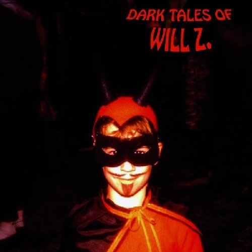 WILL Z. - Dark Tales Of Will Z - LP clearwhite Headspin Psychedelic