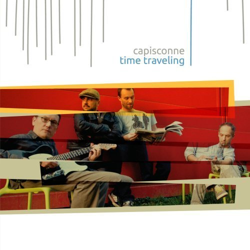 Capisconne - Time traveling - CD  Dancing Bear Jazz