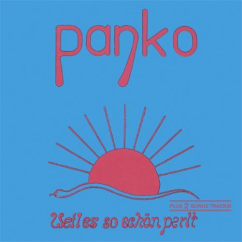 PANKO - Weil es so sch�n perlt - CD 1971 Garden Of Delights Krautrock Jazzrock