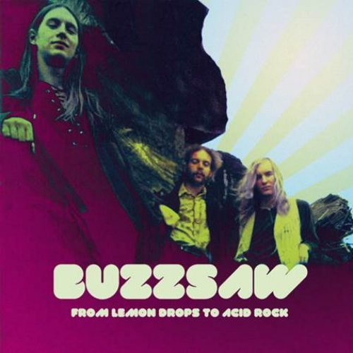 BUZZSAW - From Lemon Drops To Acid Rock - 2 LP 1971 Out Sider Psychedelic Garage
