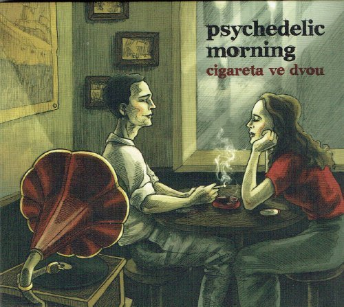 Psychedelic Morning - Cigareta ve dvou - CD 213 Indies Scope