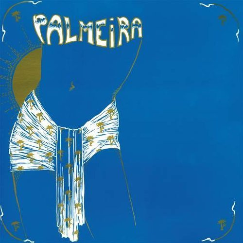 PALMEIRA - Palmeira - CD 1983 PHARAWAY SOUNDS Psychedelic