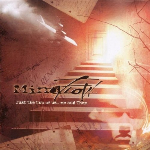 MINDFLOW - Just The�two�of Us��me�and�them�2004 - CD 2004 (digipack) Mals Progressiv
