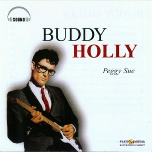 BUDDY HOLLY - Peggy Sue - CD World In Sound Psychedelic