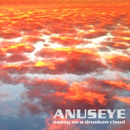 ANUSEYE - Essay On A Drunken Cloud - LP grey  poster ltd. 1 copies VINCEBUS Psychedelic Stonerrock