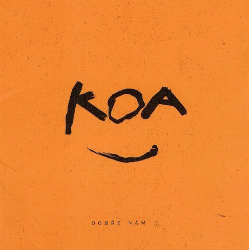 KOA - Dobre Nam - CD 2008 Indies Scope Folk