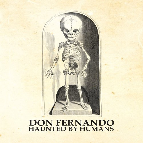 DON FERNANDO - Haunted By Humans - LP (black) Headspin Psychedelic