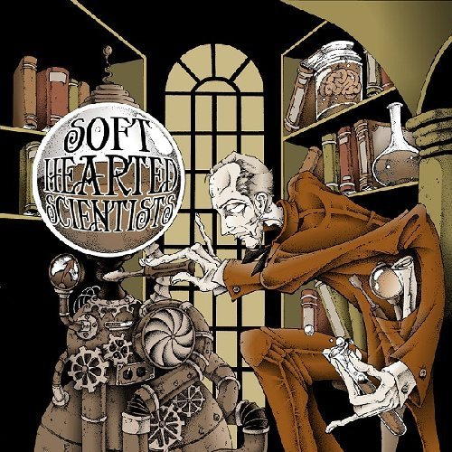 SOFT HEARTED SCIENTISTS - Whatever Happened To The Soft Hearted Scientists - 2 C Psychedelic