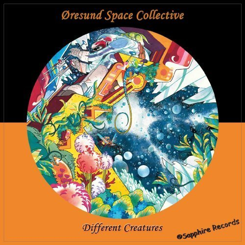 ORESUND SPACE COLLECTIVE - Different Creatures - 2 CD Space Rock Prod Psychedelic