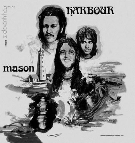 MASON - Harbour - LP 1971 Progressiv Out Sider Hardrock