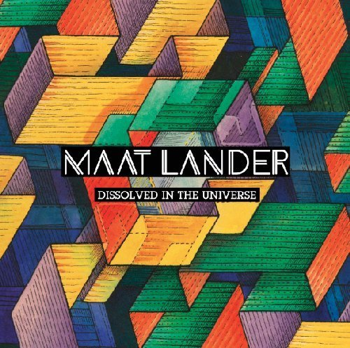 MAAT LANDER - Dissolved In The Universe - LP (black) Clostridium Psychedelic