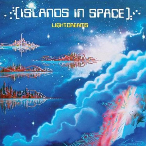 LIGHTDREAMS - Islands In Space - LP 1981 Got Kinda Lost Psychedelic