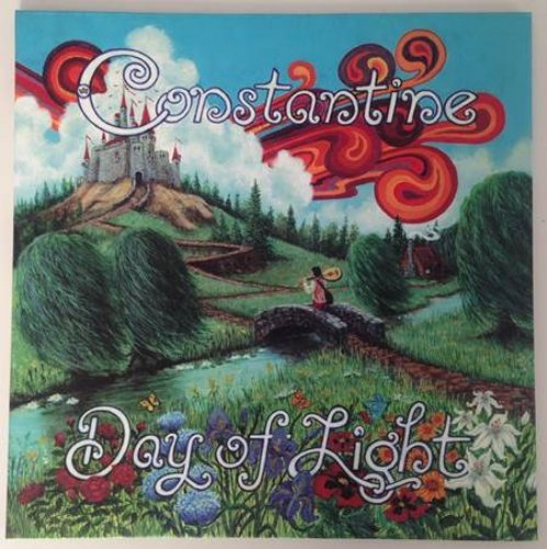 CONSTANTINE - Day Of Light - LP 1971 Privat pressing Psychedelic