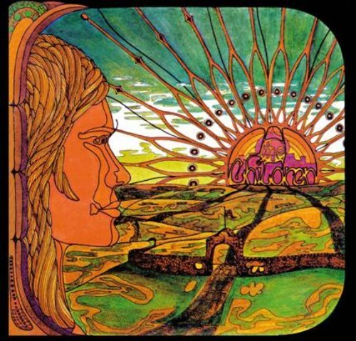 CHILDREN - Rebirth - LP Out Sider Psychedelic