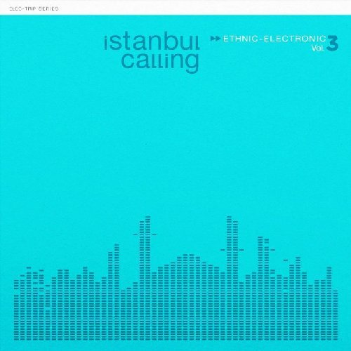 VARIOUS - Istanbul Calling Vol.3 - LP Rainbow45 Records Elektronik