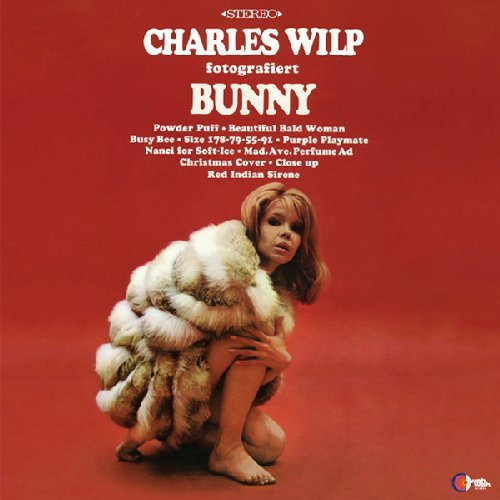 CHARLES WILP - Fotografiert Bunny - LP 7 inch WahWah Soundtrack