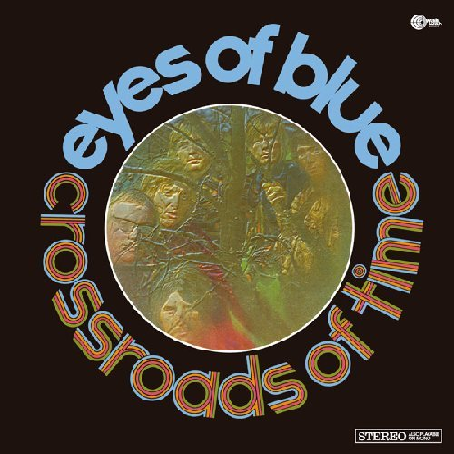 EYES OF BLUE - Crossroads Of Time - LP WahWah Psychedelic