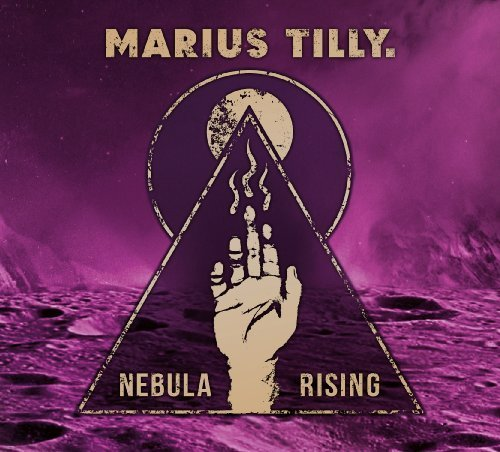 MARIUS TILLY. - Nebula Rising - CD MadeInGermany Bluesrock