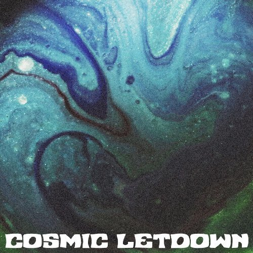 COSMIC LETDOWN - Venera - LP 216 black Clostridium Psychedelic