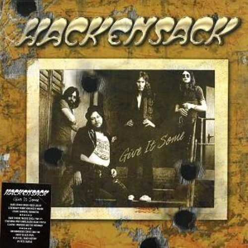 HACKENSACK - Give It Some - LP Audio Archives Psychedelic